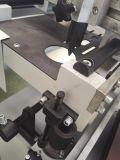 Le blocage en aluminium troue le guichet en aluminium de fraisage de perçage faisant la machine