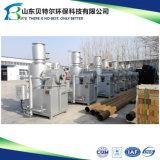 Inceneratore residuo dell'ospedale per la gestione dei rifiuti