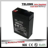 6V 2.8ah Rechargeable Power Battery con il CE RoHS dell'UL