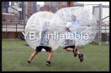Bal van de Bumper van Zorb van het Lichaam van Ybj de Opblaasbare, de Beste Voetbal van de Bel van het Voetbal van pvc Opblaasbare, de Menselijke Bal van de Hamster