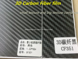 pellicola della fibra del carbonio 3D, offerta differente dell'involucro dell'automobile