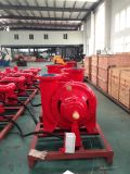 Marina del motor diesel bomba de agua contra incendios