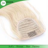 613# el Color de pelo humano recta peruano el cierre de encaje