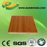 Plancher en bambou tissé par rive bon marché
