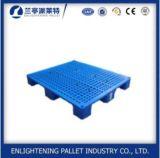 Carga estática 4 ton Flooring utilizar o entreposto de armazenagem de paletes plásticos