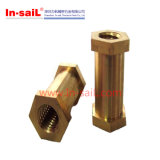 Brass Hex Head Thereed Insert Nut pour Motorcyle
