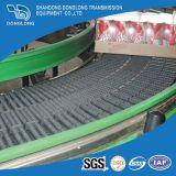 Correia transportadora plástica para a transmissão Euipment
