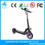 Motorisierter Roller mit Sitz 10.4A