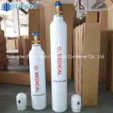 5L 10L de Gasfles van de Cilinder van de Zuurstof van het Staal N20 met ISO/Ce
