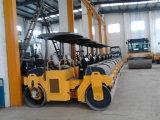 Maquinaria de carretera 2 Ton RODILLO VIBRATORIO DE TAMBOR DOBLE (YZC2)