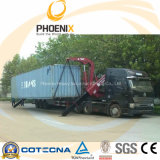 40feet Side Loader Semi Trailer per Lifting e Carrying Container