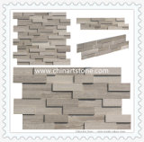 جدار زخرفة مادّيّة رخاميّة ثقافة حجارة لأنّ جدار [كلدّينغ]