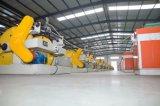 SAE100 R3 dehnbare Faser-umsponnener hydraulischer Gummischlauch