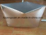 Полиэтиленовый пакет продуктов подарка пузыря алюминиевой фольги электронный