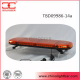 825mm LEIDENE Amber MiniLightbar met de Stop van de Sigaar (TBD09986-14A)