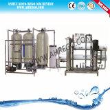 de Lijn van de Behandeling van het Water van de Filter van het Water van de Omgekeerde Osmose van het Systeem 4000L/H RO