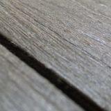 Double Decking composé en plastique en bois traité par pression extérieure de couleur
