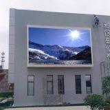 El panel de visualización a todo color de LED P6 para la publicidad al aire libre