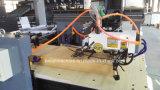 Flexo. 학생 노트북을 만들기를 위한 철사 옆 바느질 기계