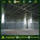 Material de construcción metálica de diseño de la construcción de almacén aislado