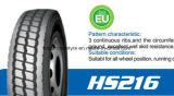 215/75r17.5-14/16 22.5/75r17.5-16 265/70r19.5-16/18 6.50r16-12pr LKW-Reifen