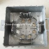 fundição em areia de alumínio de fundição de moldes de OEM com as peças de máquinas CNC