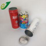 Het lege Aluminium drinkt Bier kan van 2-stuk Aluminium kan