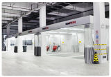 Automotor para las estaciones de la preparación de BMW