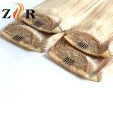 Ponytail brasileiro das extensões do cabelo humano da cor 613