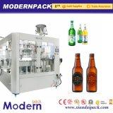 Pression de ligne de remplissage de la triade/verre de bière Machine de remplissage