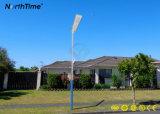 صاحب مصنع محترفة شمسيّ خفيفة [ألّ-ين-ون] ذكيّ [تيم كنترول] مصباح شمسيّ