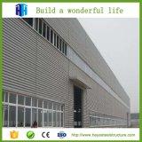 Almacén de dos pisos de la estructura del marco de acero con alta calidad