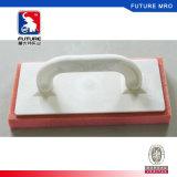 14x28cm 90g de espuma de poliuretano PU enyesado de plástico de PVC de flotación de la paleta