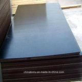 la película impermeable del encofrado del color de Brown del pegamento de 18m m hizo frente a la madera contrachapada para la construcción