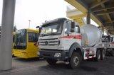 Chine Construction béton de ciment Beiben véhicule camion mixer pour la vente