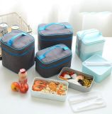Saco térmico isolado do refrigerador dos peixes do saco do almoço do escritório do saco