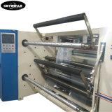 Rebobinadora cortadora longitudinal de la máquina de rollos de papel