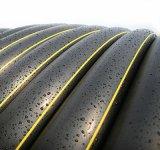 Tubo de la alta calidad de Dn450pn0.7 PE100 para la línea de gas