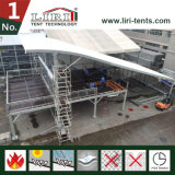 Fire Retardant White helped domes Structure Special Design Tent