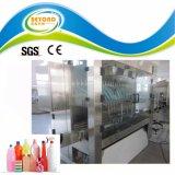 Detergente automática Máquina Tapadora de llenado de líquido