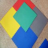 Enclavamiento de PVC Fortelock piso por piso de garajes, sótanos piso