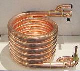Le tube dans le tube des échangeurs de chaleur pour le chauffage de la réfrigération de ventilation de climatiseur