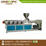 Houten Plastic Samenstelling/Korrelende Apparatuur WPC/Machine/Lopende band