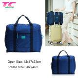 Grande capacité de voyager léger et pliable sac nylon imperméable de plein air Voyage Sac de bagages