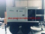 De op zwaar werk berekende Aanhangwagen zette Mobiele Diesel Generator met Motor Perkins op (7kW-200KW)