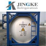ISO-réservoir de gaz réfrigérant R22, gaz fréon R22 pour climatisation