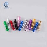 Commerce de gros Mini rechargeables en aluminium de voyage d'atomiseur de Parfum 5 ml/bouteille en verre de pulvérisation/bouteille de parfum