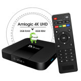 Usine directement l'approvisionnement Amlogic S905W Tx3 Mini Android Android case Smart TV Box 4K WiFi TV Box