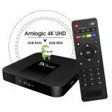 Directamente da fábrica Amlogic Alimentação S905W Tx3 Mini Android TV Smart Box caixa Android 4K WiFi na caixa do televisor