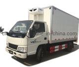 5tonne 4tonne 3tonne de bonne qualité de la crème glacée Truck Body réfrigérateur chariot